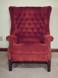 red chair(small)